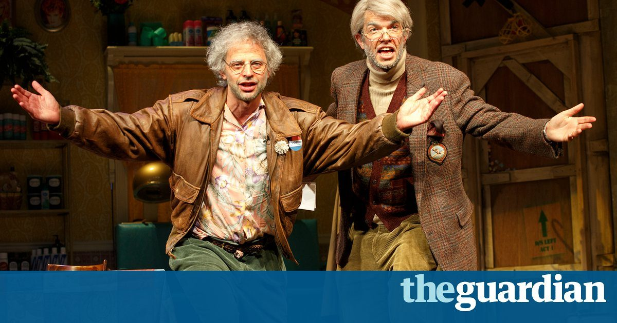 "Review of Broadway ""Oh, Hello"" – Repulsive Old Geezers Having Audiences Rolling on the Floor"